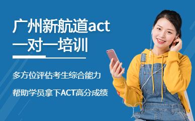 ACT一对一班
