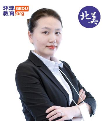 Mei 托福口语老师
