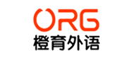 橙育外语logo